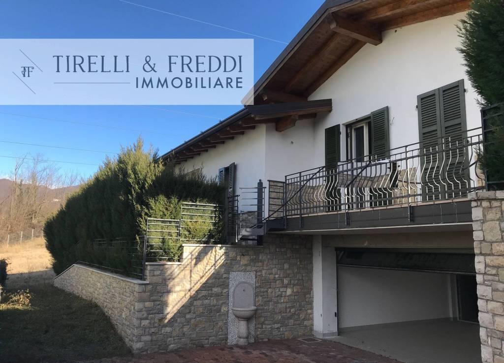 Villa in vendita a Ome, 5 locali, prezzo € 650.000 | CambioCasa.it