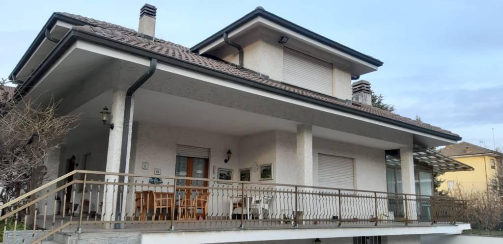 Foto 1 di Villa via Rocciamelone, 14, frazione Ferriera, Buttigliera Alta