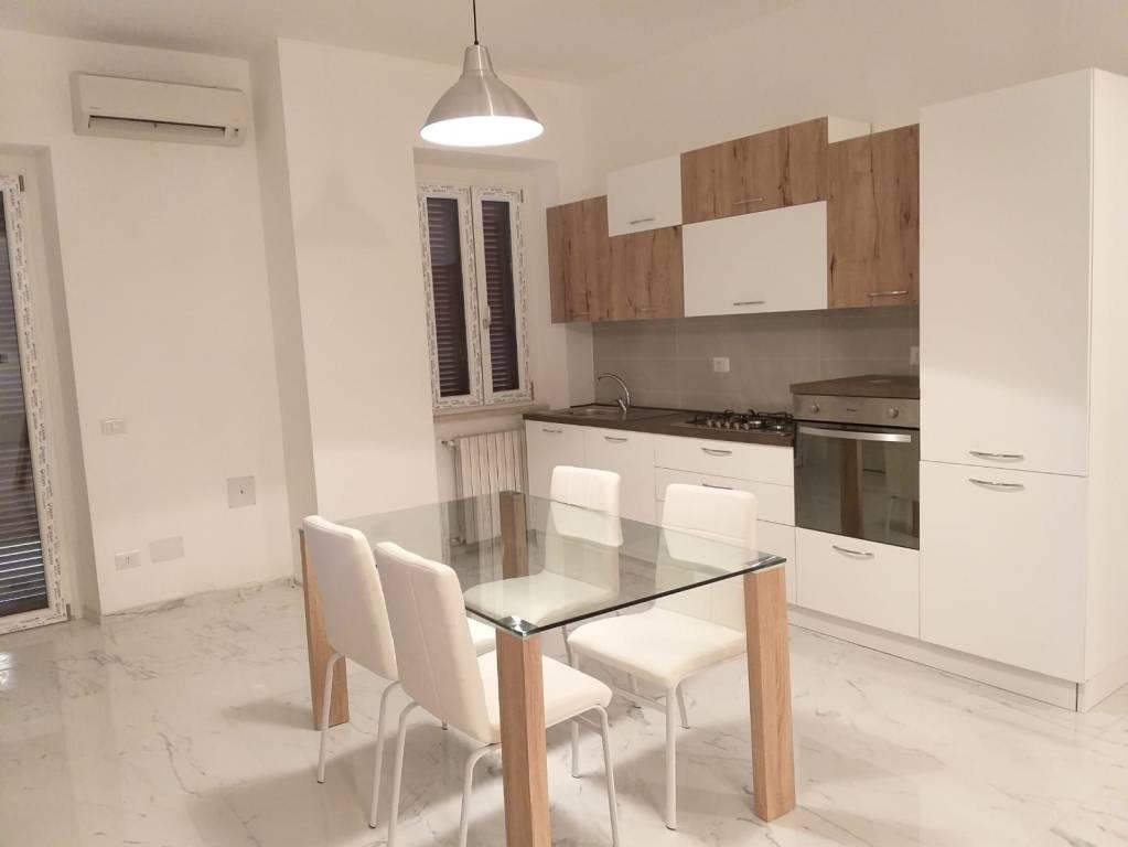 Appartamento ristrutturato e arredato nuovo