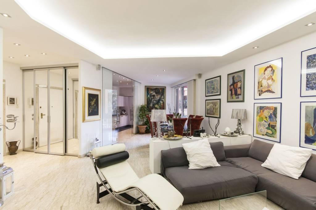 Appartamento in vendita a Roma, 3 locali, zona Zona: 26 . Gregorio VII - Baldo degli Ubaldi, prezzo € 360.000 | CambioCasa.it