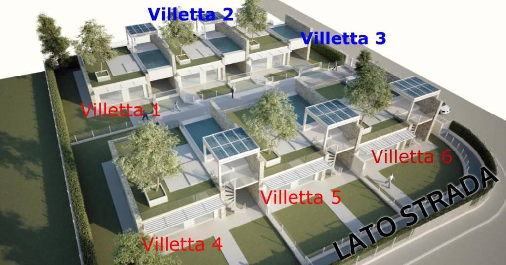 Foto 1 di Villa Peschiera Del Garda
