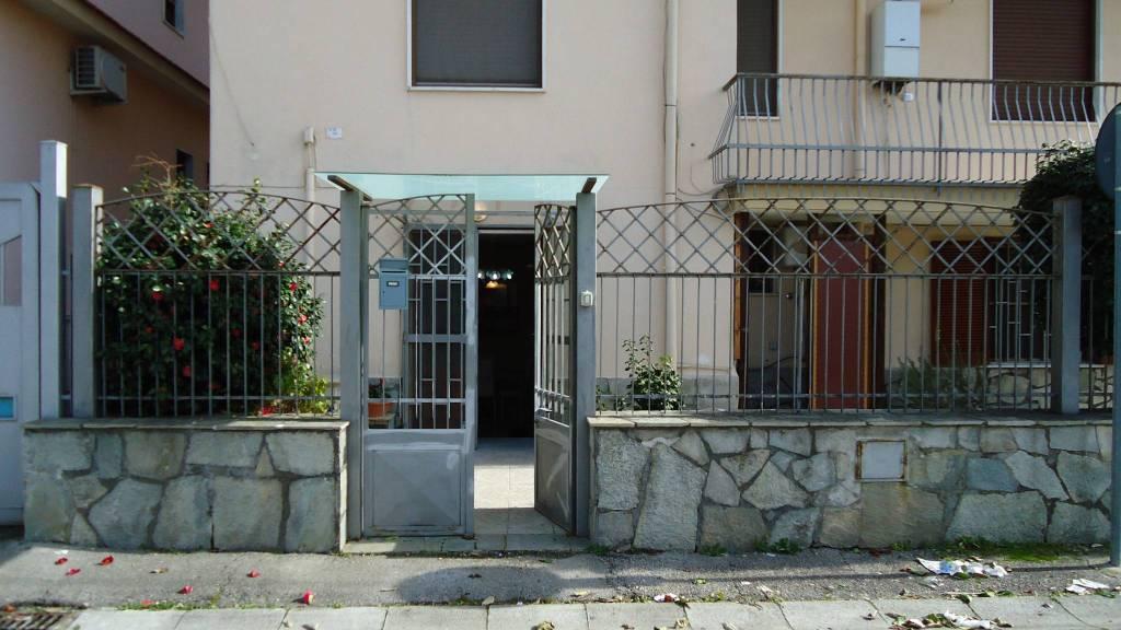 Via Alessandrini-San marco Evangelista