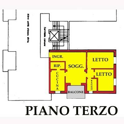 Appartamento in vendita a Castel Goffredo, 4 locali, prezzo € 57.854 | PortaleAgenzieImmobiliari.it