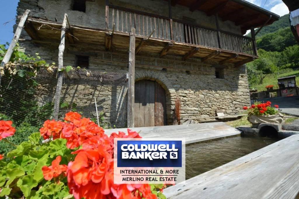 Foto 1 di Rustico / Casale Frazione Balma 64, Roure