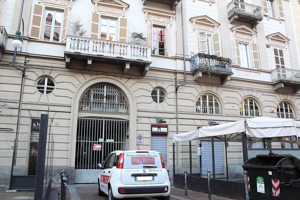 Foto 1 di Magazzino piazza Emanuele Filiberto 10, Torino (zona Centro)