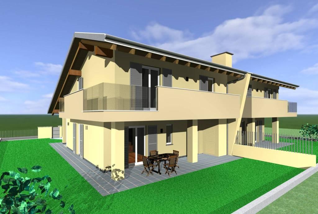 Foto 1 di Villa via Valle Maira 226, Cuneo