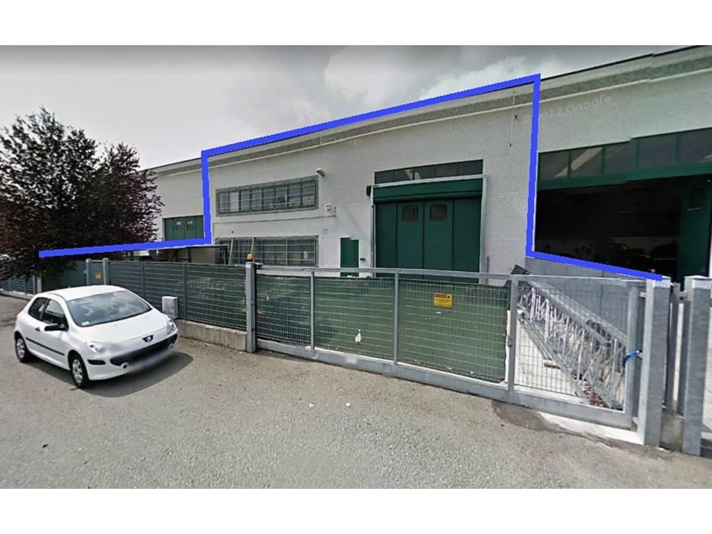 Magazzino in vendita a Volpiano, 1 locali, prezzo € 130.000   PortaleAgenzieImmobiliari.it