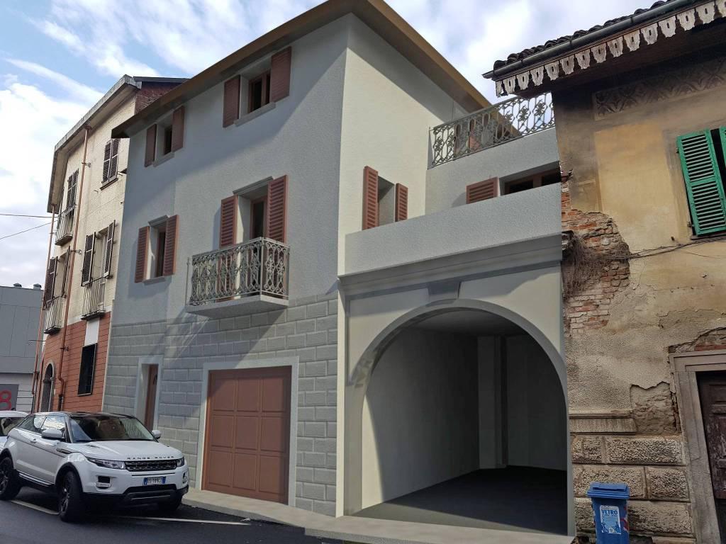Foto 1 di Palazzo / Stabile via Vittorio Veneto 3, Gassino Torinese