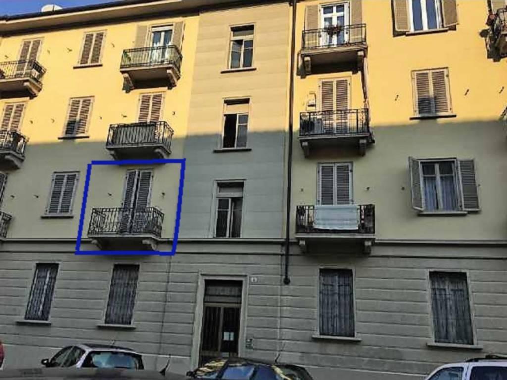 Appartamento in vendita a Torino, 3 locali, zona Barca-Bertolla, Falchera, Barriera Milano, Corso Regio Parco, Rebaudengo, prezzo € 33.000 | PortaleAgenzieImmobiliari.it