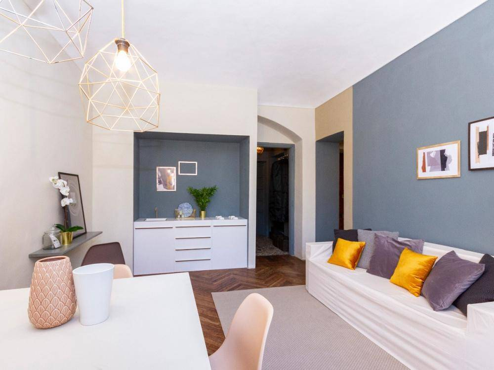 Appartamento in vendita Zona Crocetta, San Secondo - corso Carlo e Nello Rosselli 92A Torino