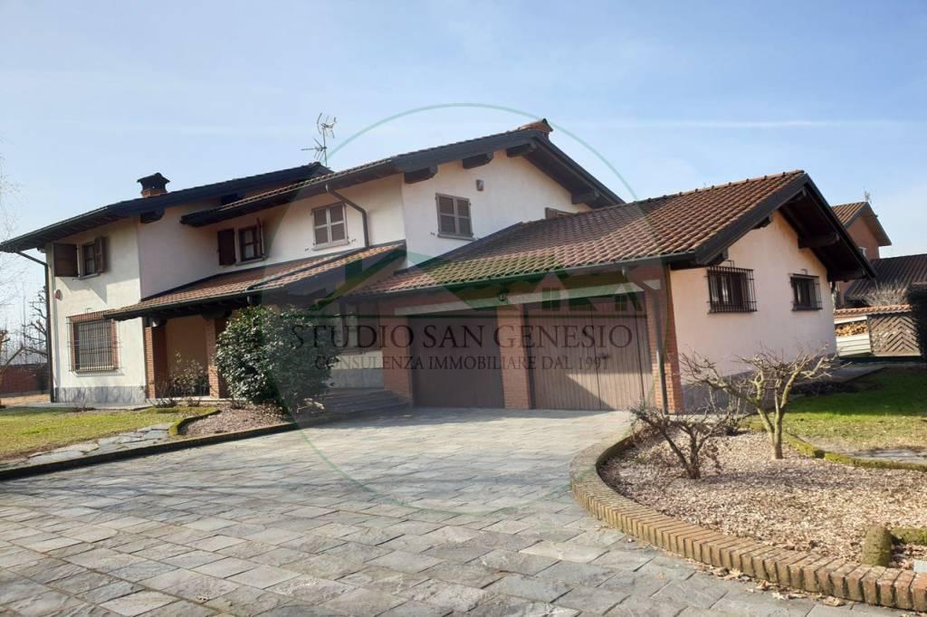 Villa in vendita a San Genesio ed Uniti, 6 locali, prezzo € 650.000 | PortaleAgenzieImmobiliari.it