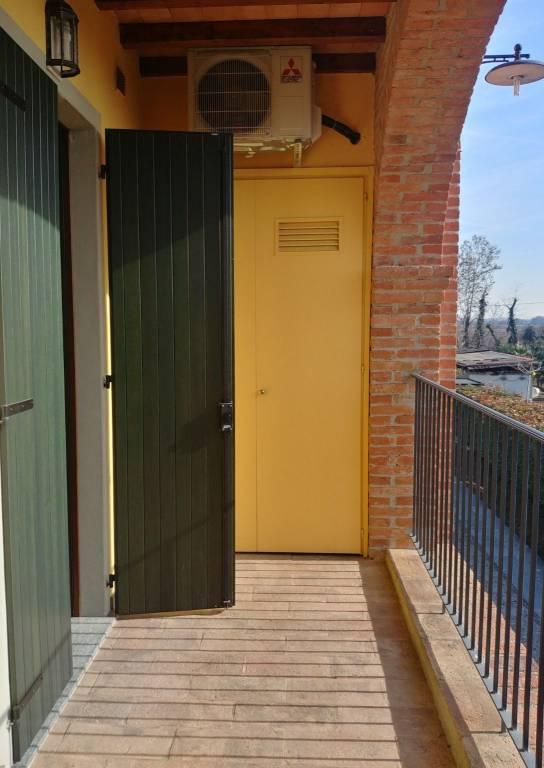 Appartamento in affitto a Pagazzano, 2 locali, prezzo € 400 | CambioCasa.it