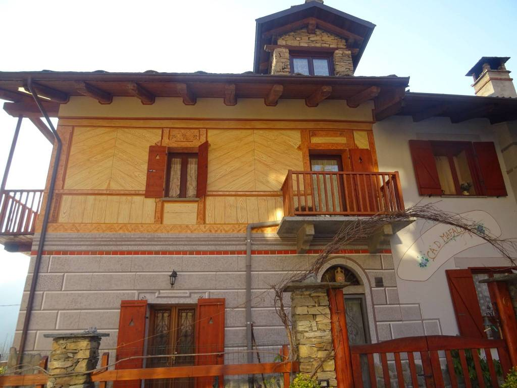 Foto 1 di Casa indipendente via Talucco Basso, Pinerolo