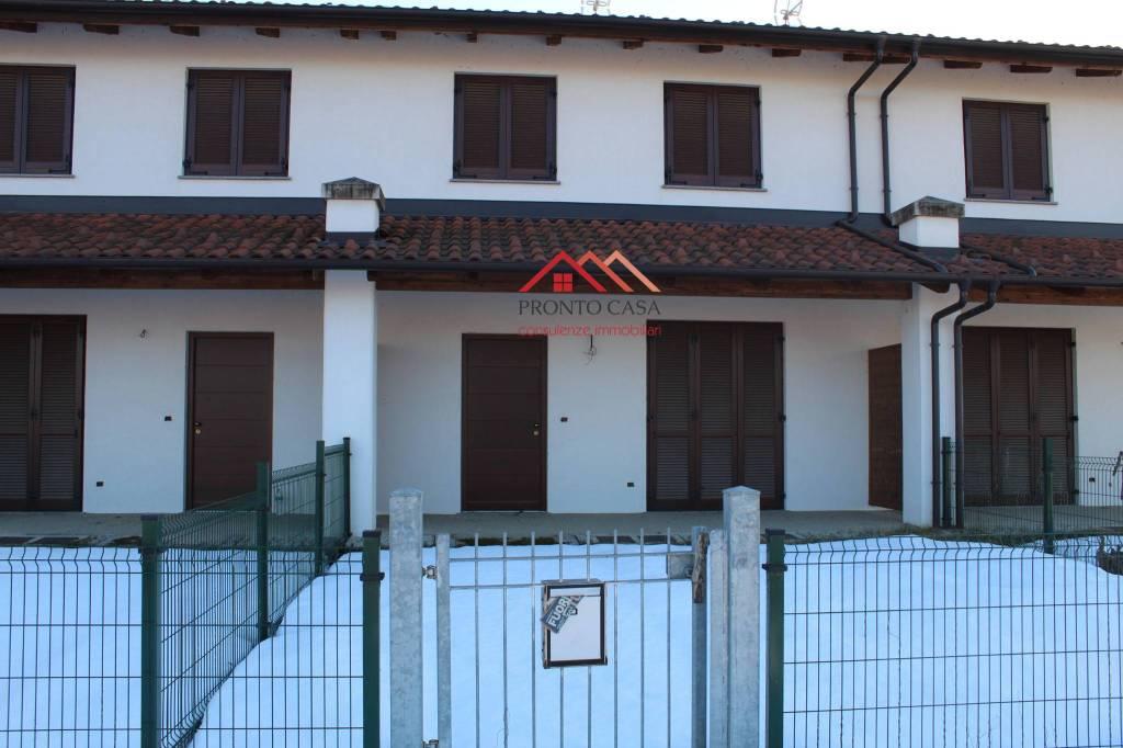 Foto 1 di Villetta a schiera Frazione Cavallotta 153, frazione Cavallotta, Savigliano