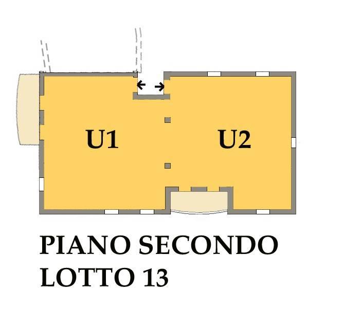 Appartamento in vendita a Ostiglia, 5 locali, prezzo € 34.354   CambioCasa.it