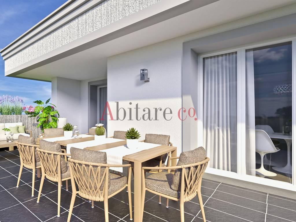 Appartamento in Vendita a Trezzano Sul Naviglio Centro: 4 locali, 129 mq