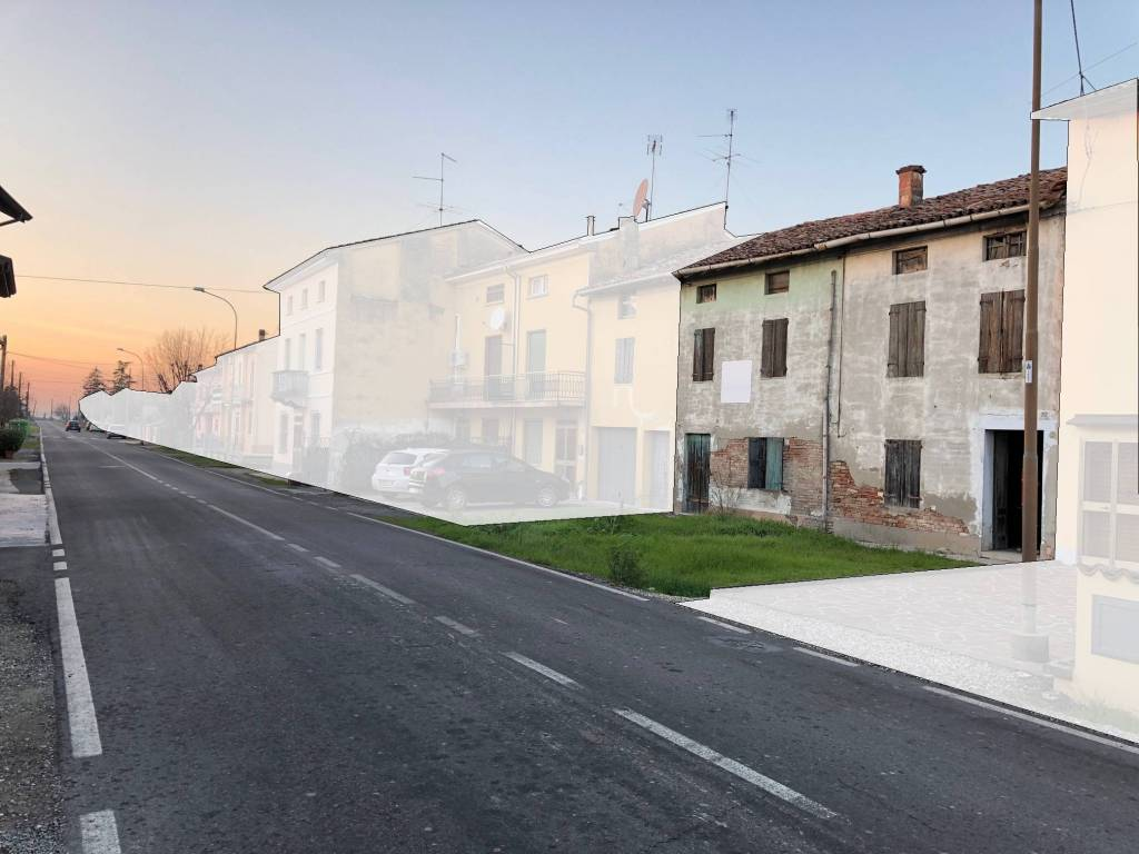 Soluzione Indipendente in vendita a Sissa-Trecasali, 6 locali, prezzo € 28.000 | CambioCasa.it