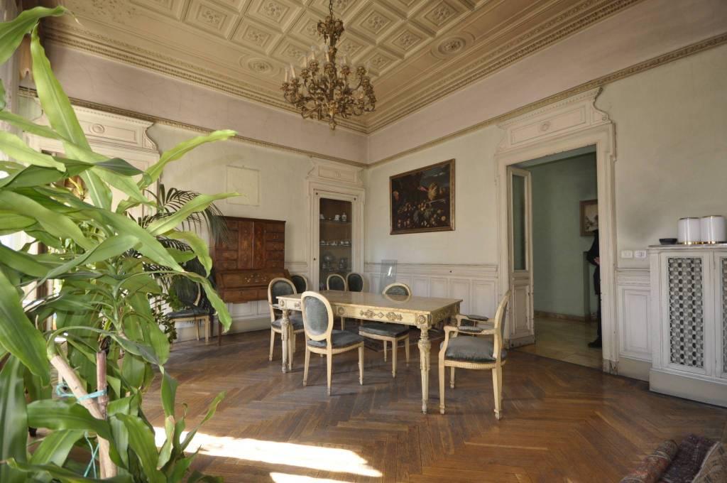 Appartamento in vendita Zona Crocetta, San Secondo - corso Re Umberto 82 Torino