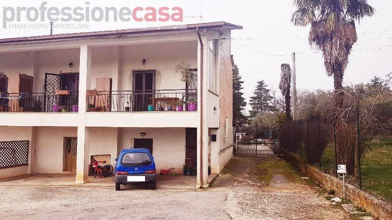 Soluzione Indipendente in vendita a Piedimonte San Germano, 3 locali, prezzo € 130.000 | CambioCasa.it