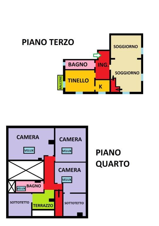 Appartamento in vendita Zona S.Viola - indirizzo su richiesta Bologna