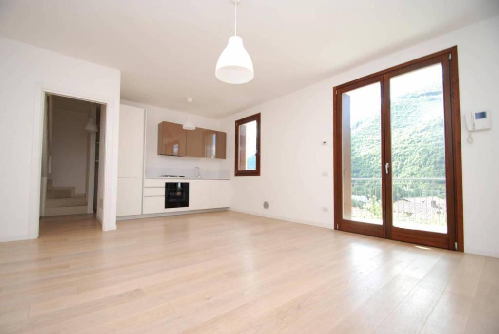Appartamento in vendita a Cene, 3 locali, prezzo € 159.000 | PortaleAgenzieImmobiliari.it