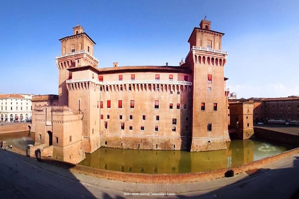 Appartamento in Vendita a Ferrara Centro:  5 locali, 190 mq  - Foto 1