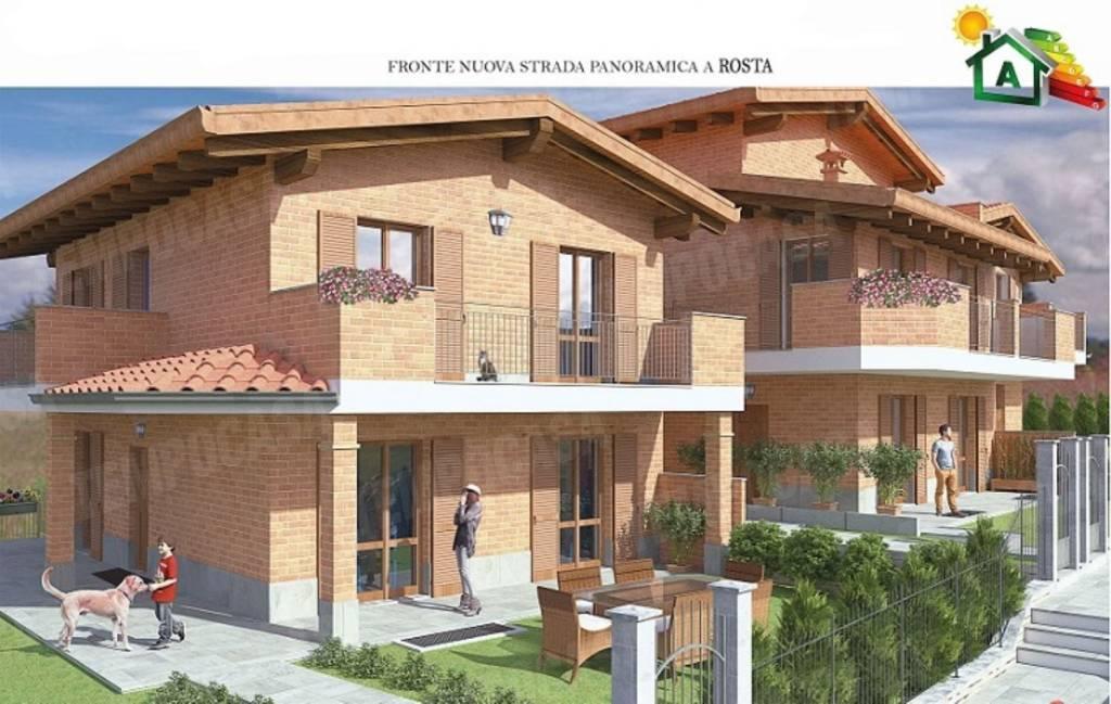 Appartamento in vendita indirizzo su richiesta Rosta