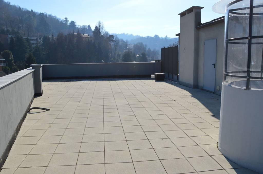 Attico/Mansarda in affitto Zona Vanchiglia, Regio Parco - piazza Alberto Pasini 7 Torino