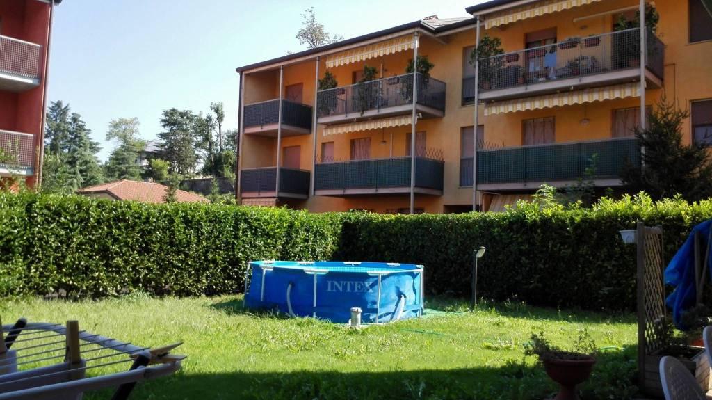Appartamento in vendita a Pontirolo Nuovo, 3 locali, prezzo € 109.000 | PortaleAgenzieImmobiliari.it
