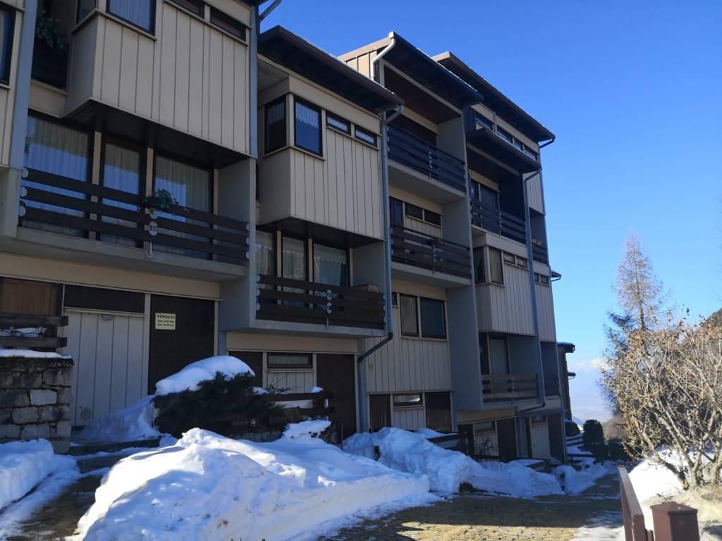 Appartamento in vendita a Aprica, 3 locali, prezzo € 76.000 | CambioCasa.it