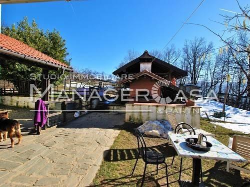 Foto 1 di Rustico / Casale via Garioni 18, Tiglieto