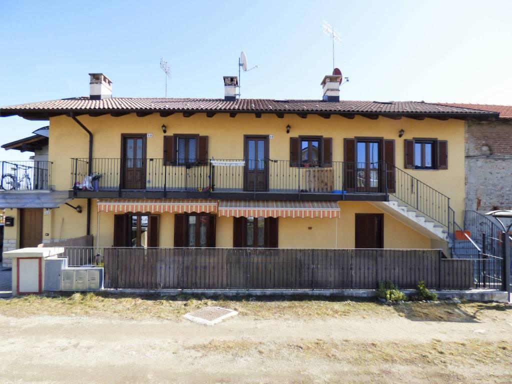 Borgo S.D. appartamento termo-autonomo pari nuovo via Sant'Andrea 10