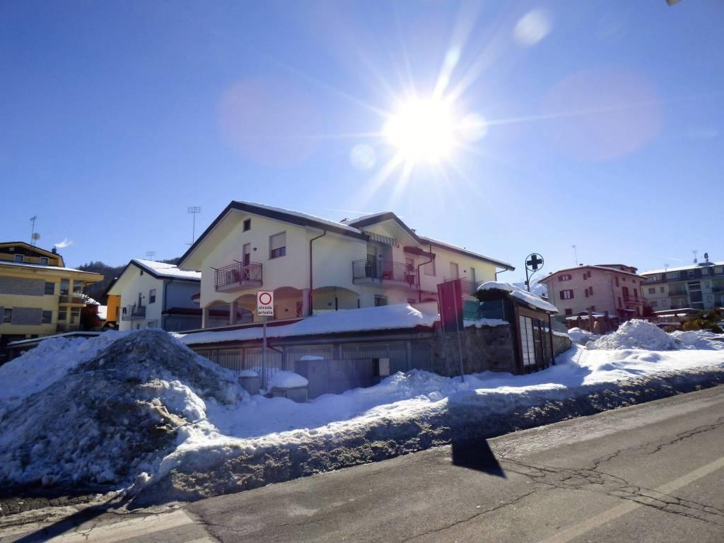 Roccavione, alloggio di recente costruzione con box auto via Oliviero Marengo