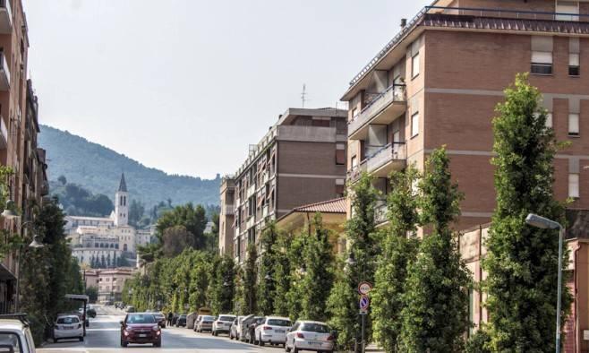Appartamento in affitto a Spoleto, 4 locali, prezzo € 600 | CambioCasa.it