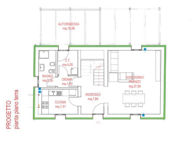 Villa in Vendita a San Giovanni In Persiceto Periferia: 5 locali, 149 mq