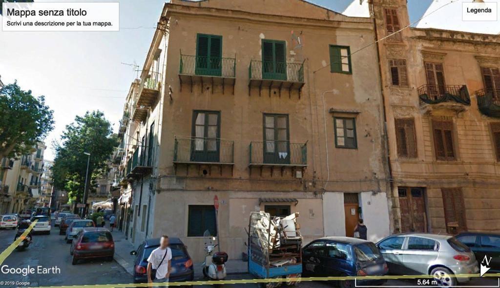 Appartamento in Vendita a Palermo: 2 locali, 25 mq