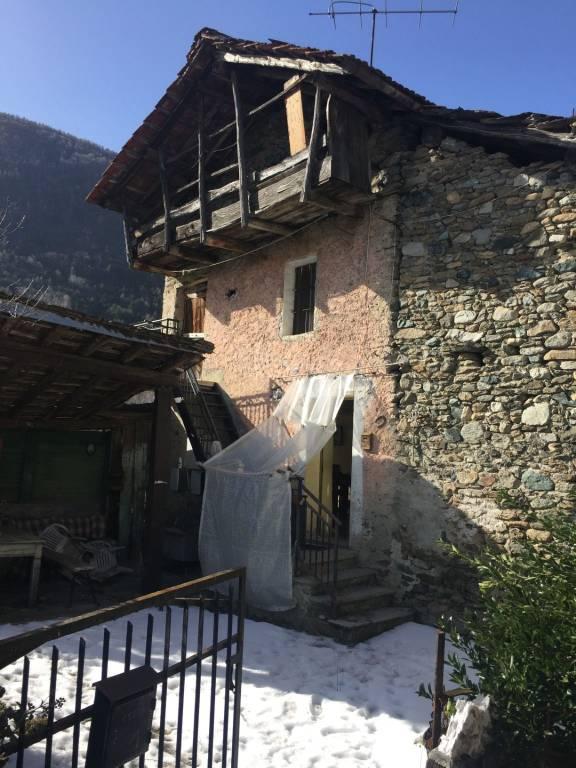 Foto 1 di Rustico / Casale via Orsiera 13M, Mattie