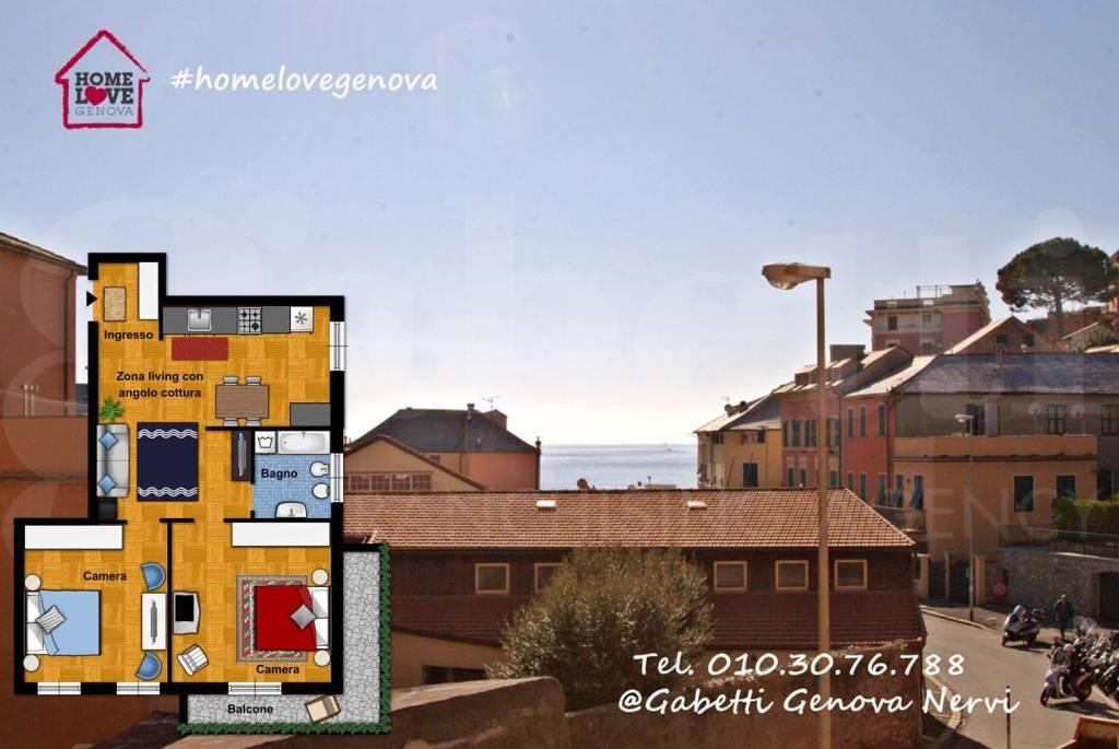 Foto 1 di Appartamento via Argonauti, Genova (zona Quarto)