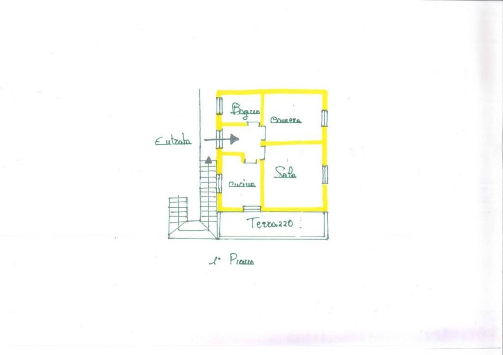 Appartamento in vendita a Brescia, 2 locali, prezzo € 85.000 | PortaleAgenzieImmobiliari.it