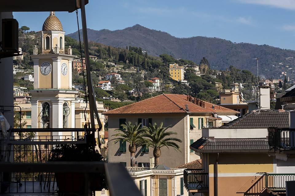 Foto 1 di Trilocale piazza San Siro, Santa Margherita Ligure