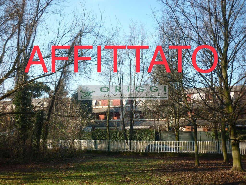 Appartamento in buone condizioni parzialmente arredato in affitto Rif. 8851106