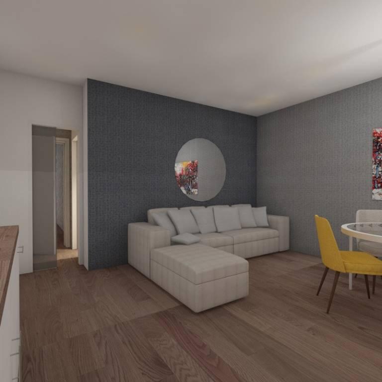 Appartamento in vendita 2 vani 37 mq.  via SALASCO Milano