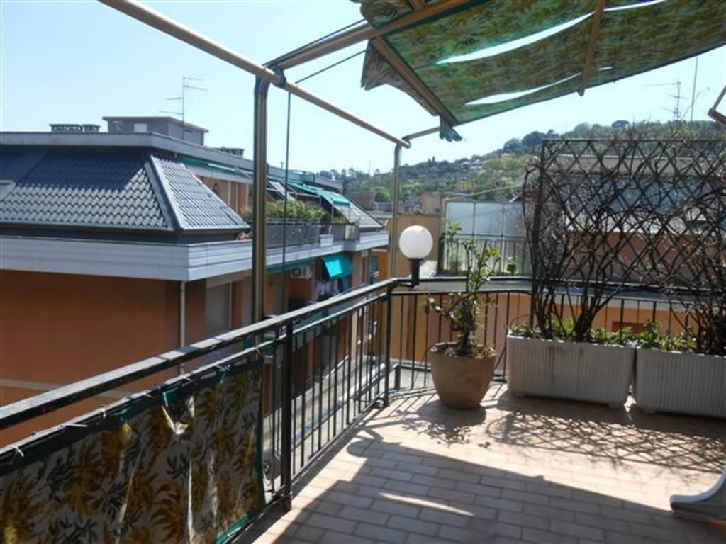 Foto 1 di Attico / Mansarda via Muretti, Rapallo