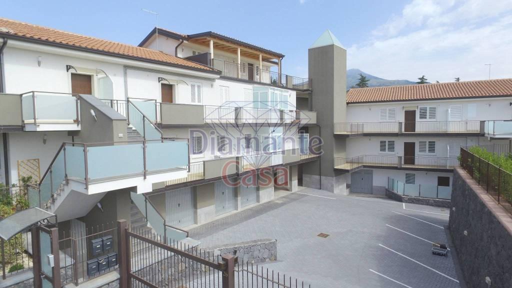 Appartamento in Vendita a Pedara Centro:  2 locali, 60 mq  - Foto 1