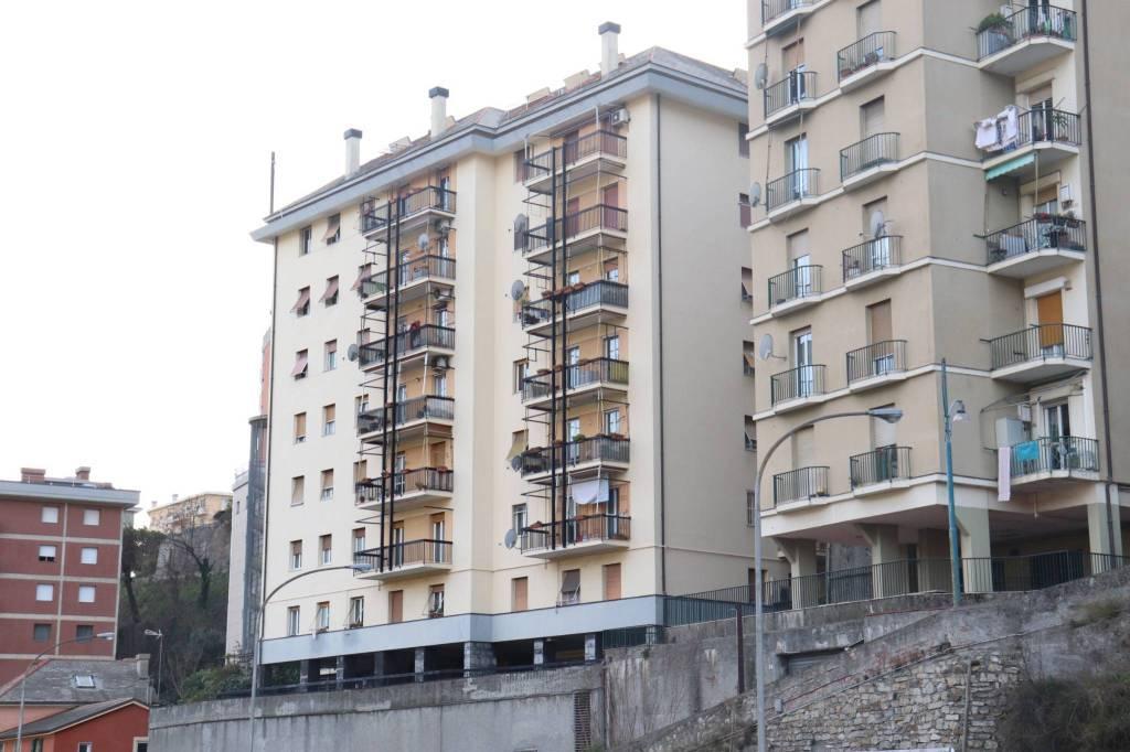 Foto 1 di Trilocale salita Molini di Cicala 2, Genova (zona Valbisagno (Prato-Molassana-Struppa-S.Gottardo-S.Eusebio))