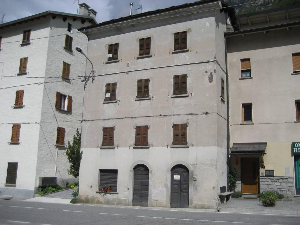 Appartamento in vendita a Villa di Chiavenna, 2 locali, prezzo € 55.000 | PortaleAgenzieImmobiliari.it