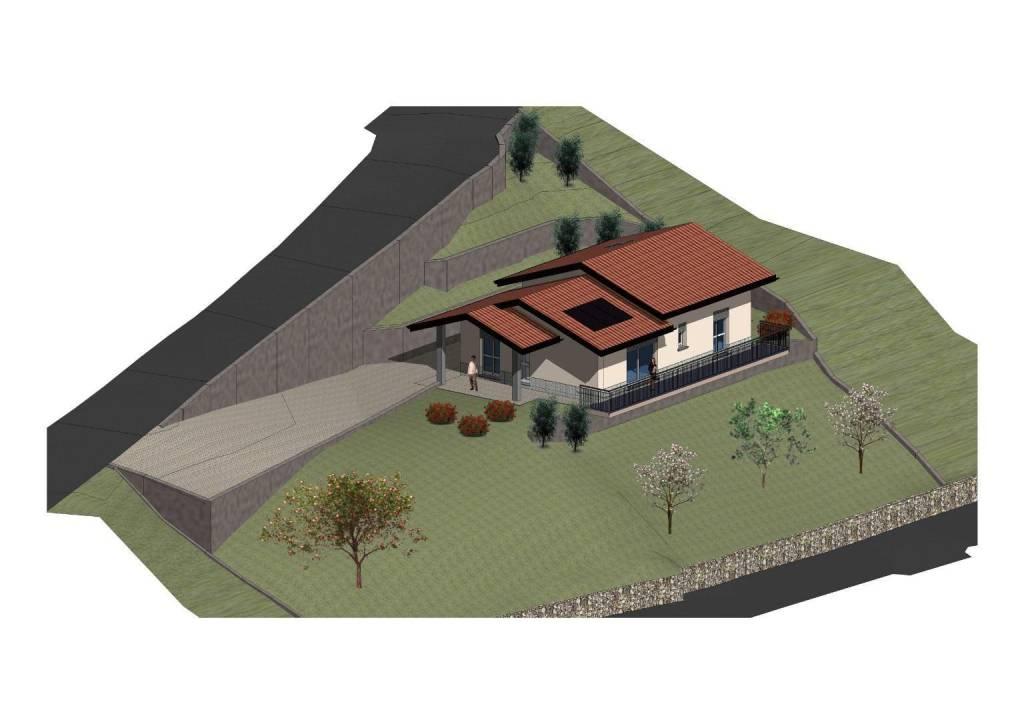 Villa in vendita a Pradalunga, 3 locali, prezzo € 220.000 | PortaleAgenzieImmobiliari.it