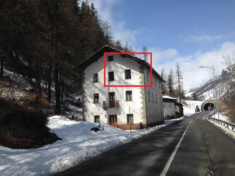 Appartamento in vendita a Gressoney-Saint-Jean, 3 locali, prezzo € 120.000 | CambioCasa.it