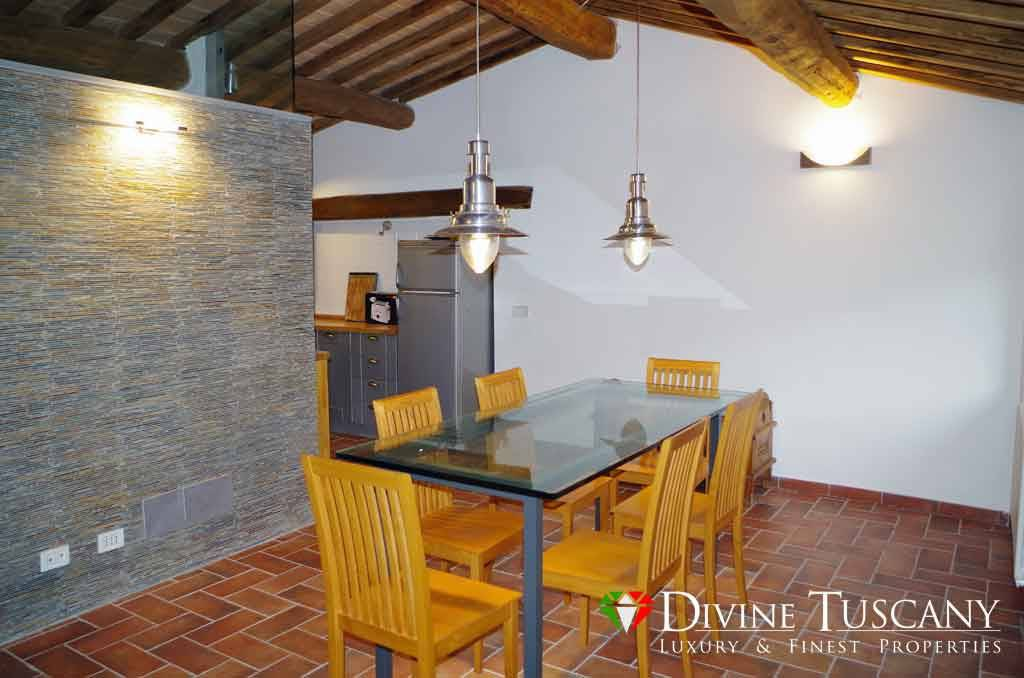 Elegante appartamento in vendita a Campiglia d'Orcia