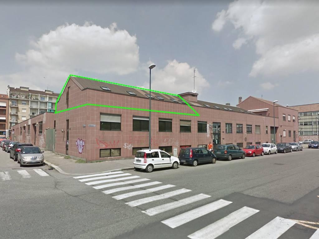 Ufficio / Studio in vendita a Torino, 4 locali, zona San Paolo, Cenisia, prezzo € 120.000 | PortaleAgenzieImmobiliari.it